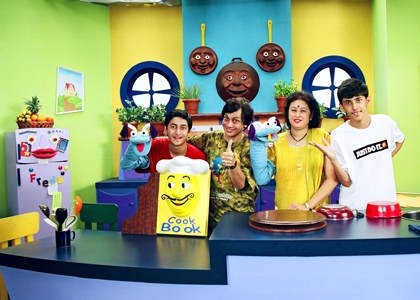 Ramdas Padhye on Disney Channel